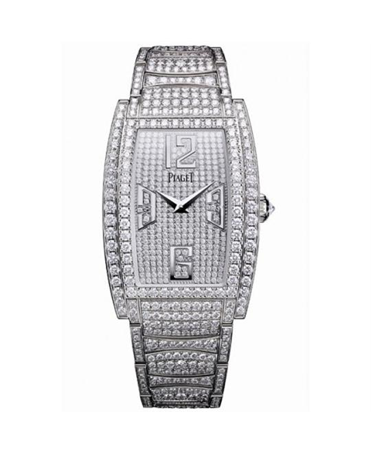 Piaget Limelight Diamond Pave G0A36195 18x34mm