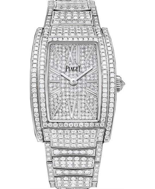 Piaget Limelight Tonneau-Shaped G0A39095 22x30mm