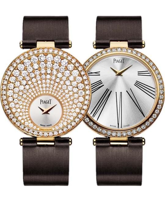 Piaget Limelight Twice Rose Gold G0A36243 35mm