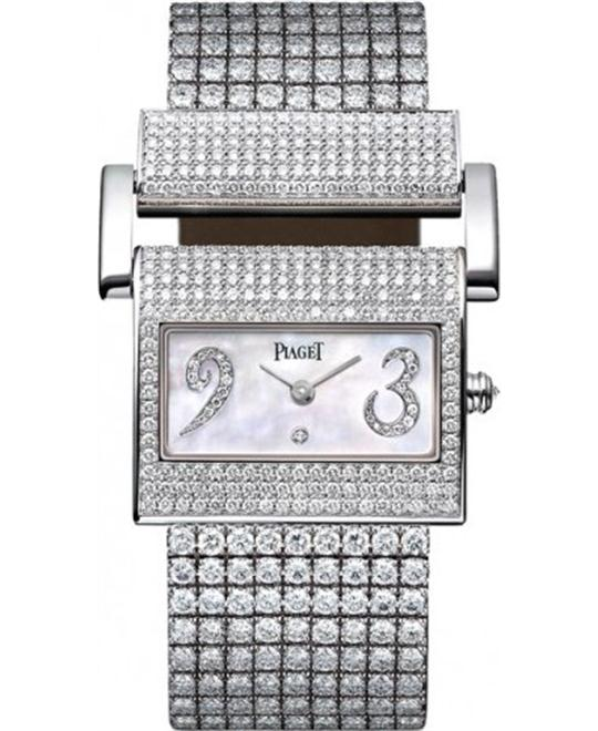 Piaget Miss Protocole XL Quartz G0A29021 33x44mm