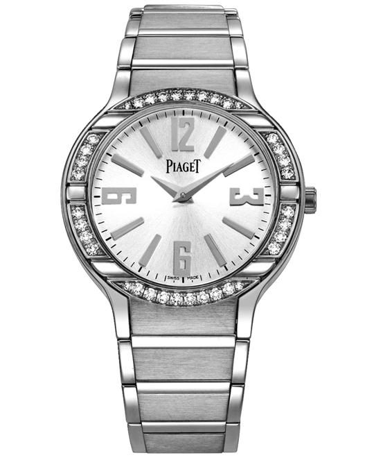 Piaget Polo Diamonds & White Gold G0A36231 32mm