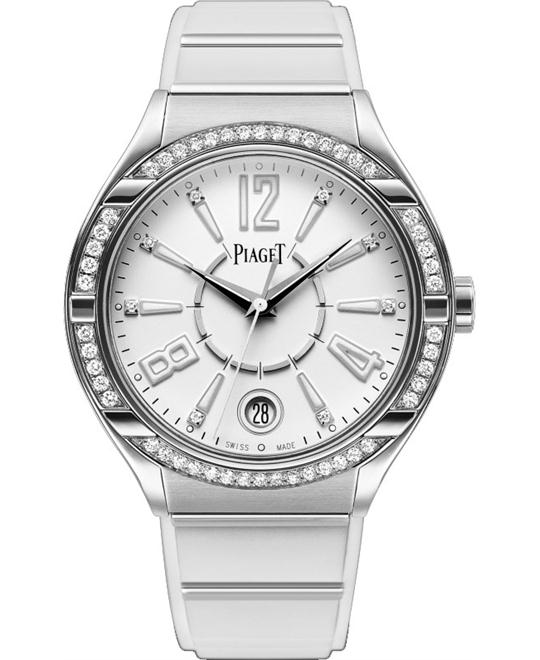Piaget Polo FortyFive 18K White Gold G0A35014 38mm