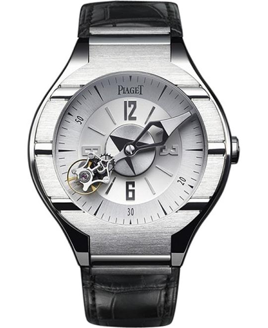 Piaget Polo Tourbillon White Gold G0A31123 45mm