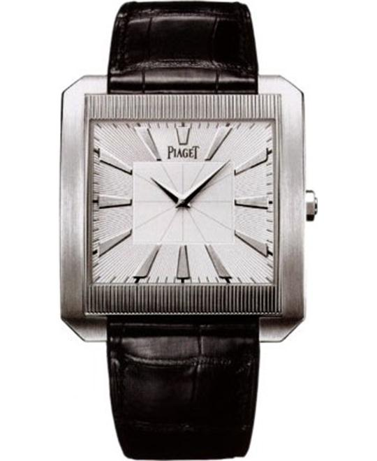 Piaget Protocole XXL Sliver Dial G0A32004 42x46mm