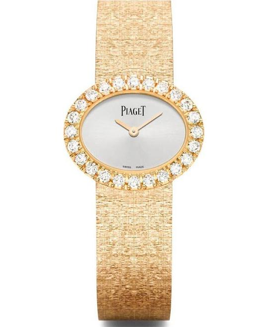 Piaget Traditional Oval-Shaped Rose Gold G0A40212 27x22mm