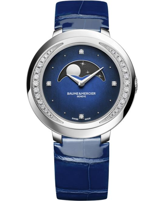 BAUME & MERCIER PROMESSE MOON PHASE 34.4MM