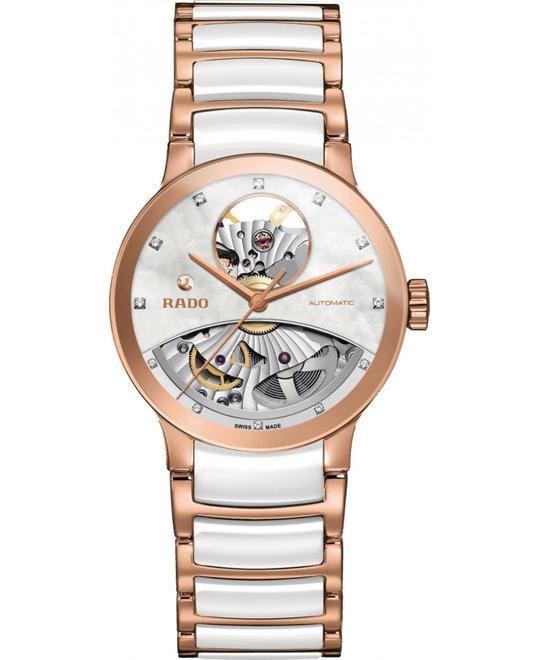 đồng hồ Rado CENTRIX OPEN HEART AUTOMATIC WATCH 33mm