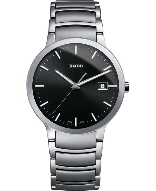 RADO Centrix Black Watch 38mm