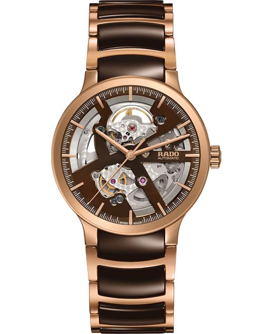 RADO Centrix Skeleton Automatic Watch 38mm