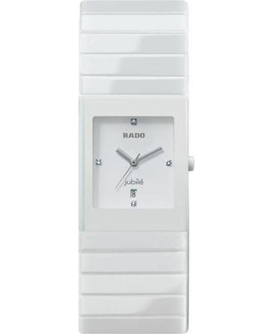 Rado Ceramica Diamond Ceramic Ladies Watch 27mm