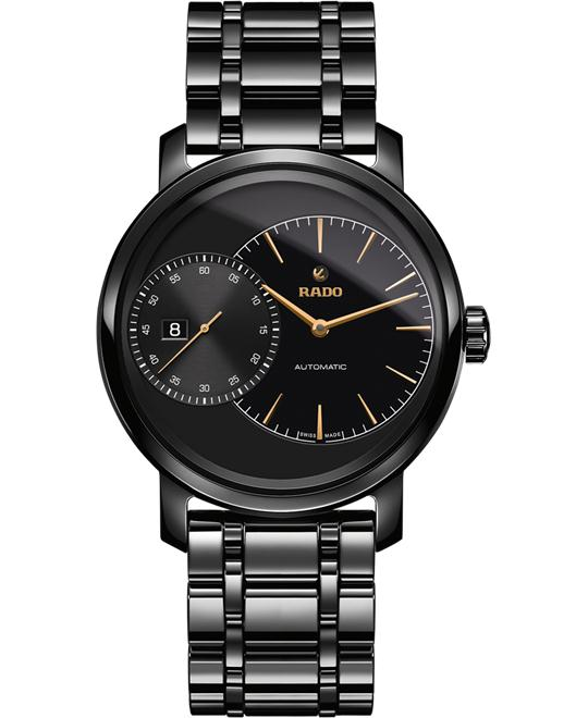 RADO Diamaster Grande Seconde Auto Ceramic 40mm