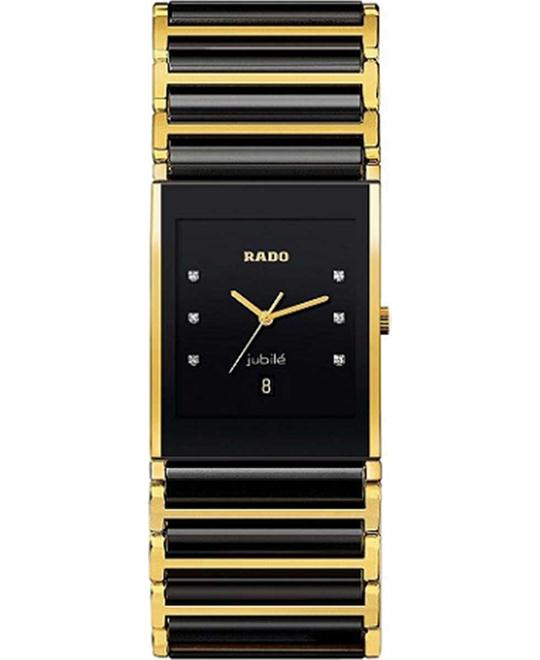 Rado Integral Mens Jubile Quartz XL 34x27mm
