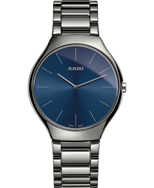 đồng hồ Rado True Thinline Ceramic Watch 39mm