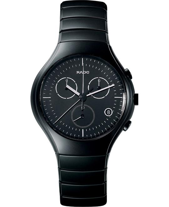 RADO True Chronograph Ceramic Watch 44mm
