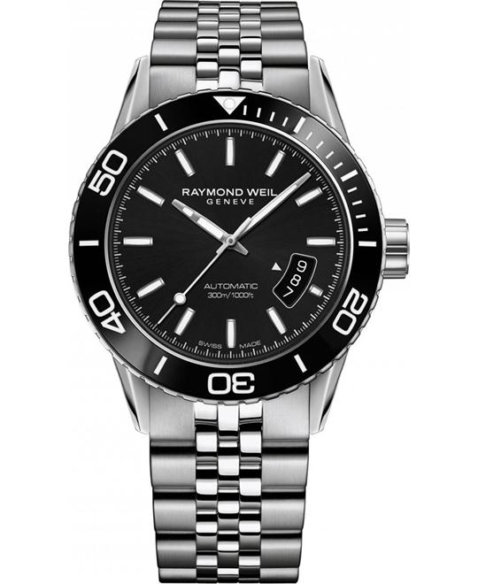 RAYMOND WEIL Freelancer Automatic Watch 42.5mm