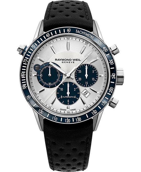 RAYMOND WEIL Freelancer Automatic Watch 45.5mm