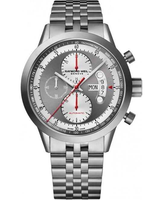 RAYMOND WEIL Freelancer Automatic Watch 45mm