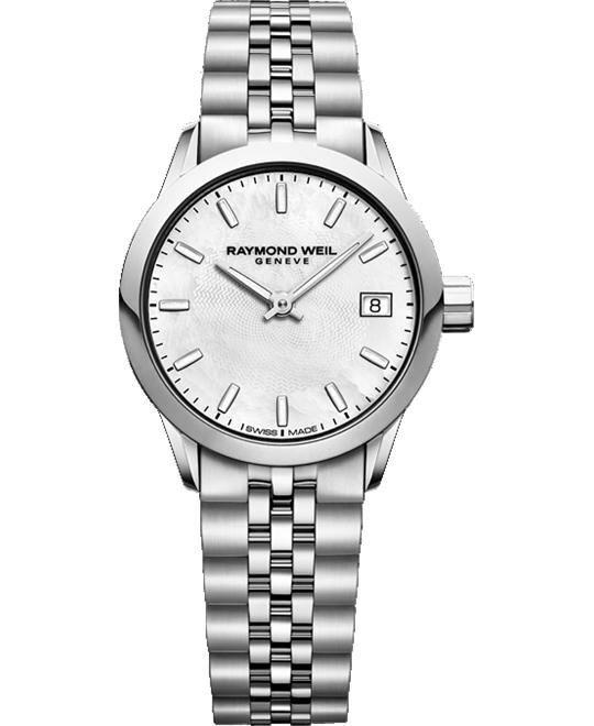 Raymond Weil Freelancer Ladies Watch 26mm