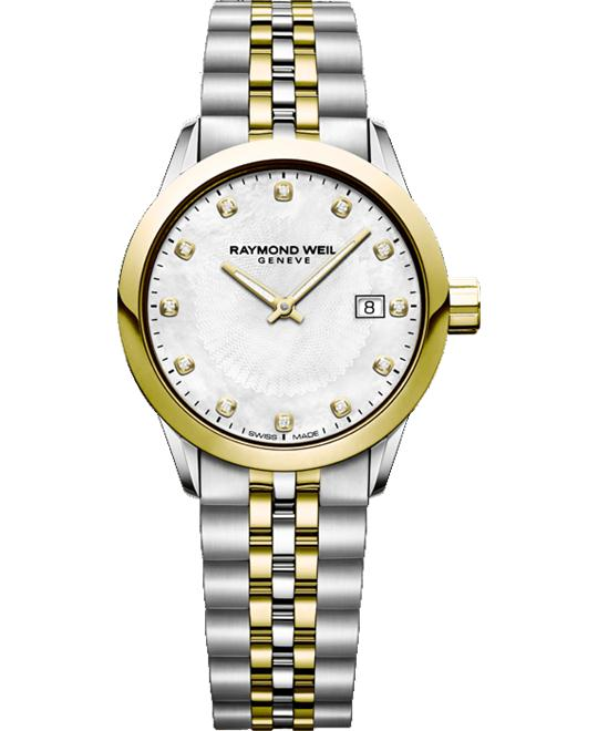 Raymond Weil Freelancer Ladies Watch 29mm