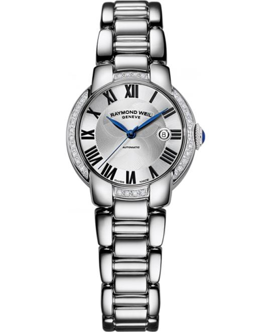 RAYMOND WEIL Jasmine Automatic Diamond Watch 29mm