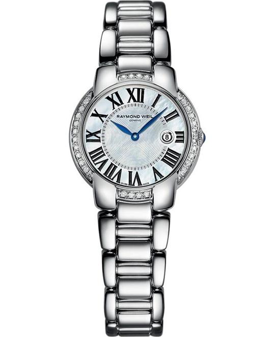 RAYMOND WEIL Jasmine Diamond Ladies Watch 29mm