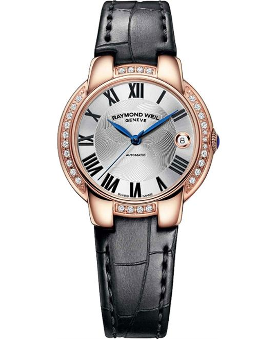 RAYMOND WEIL Jasmine Rose Gold PVD Watch 35mm