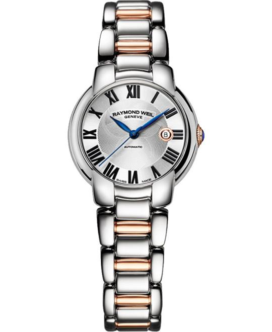 RAYMOND WEIL Jasmine Silver  Ladies Watch 29mm