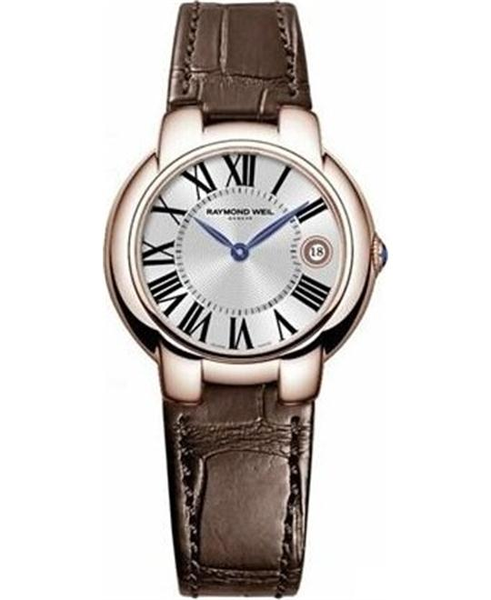 RAYMOND WEIL Jasmine Silver Ladies Watch 35mm