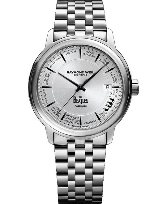 Raymond Weil Maestro The Beatles Limited Edition Watch 39.5mm