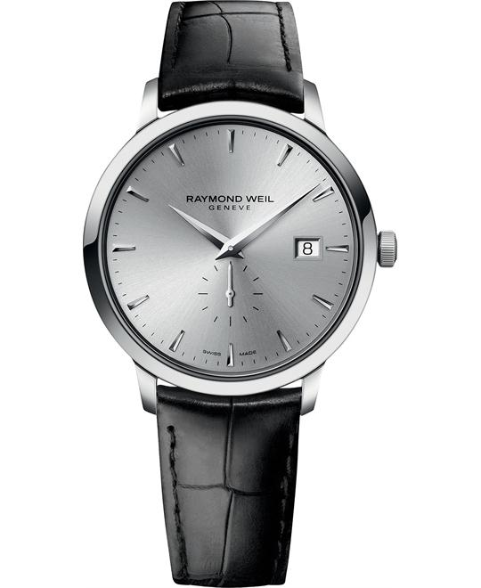 RAYMOND WEIL Toccata Swiss Black Watch 39mm