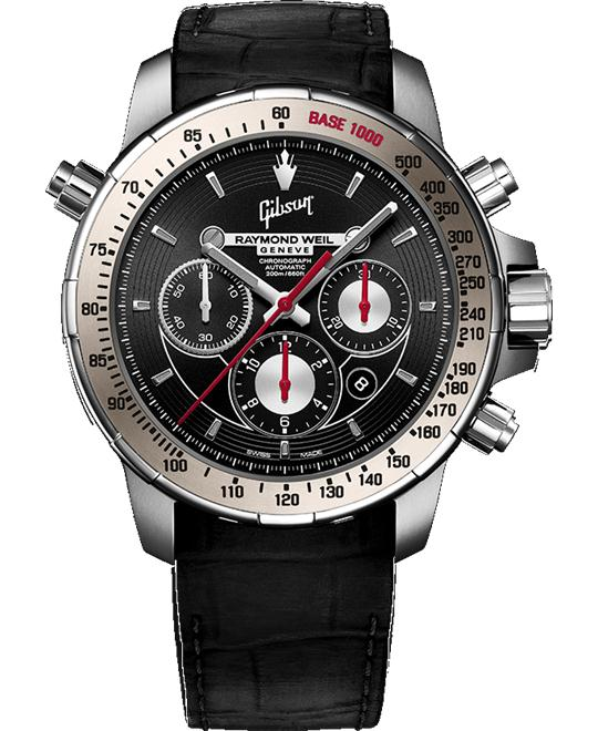 RAYMOND WEIL Nabucco Gibson Special Edition Auto 46mm