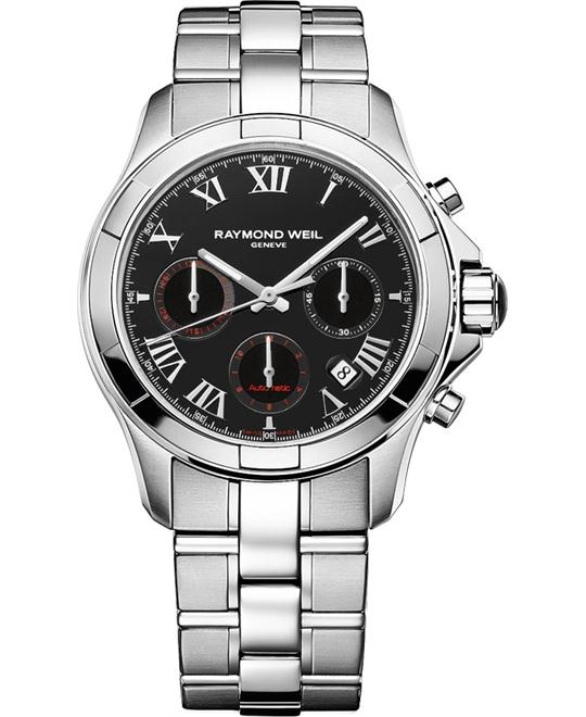 RAYMOND WEIL Parsifal Automatic Chronograph Watch 41mm