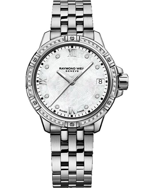 RAYMOND WEIL Tango 44 Diamond Watch 30mm