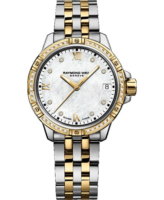 Raymond Weil Tango 44 Diamonds Watch 30mm