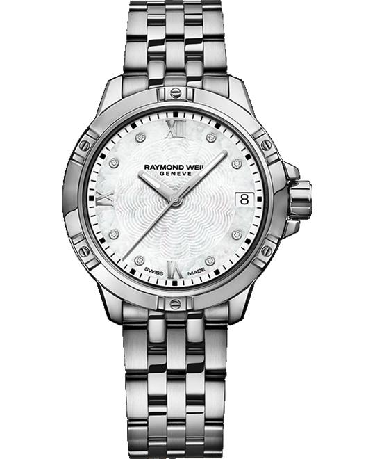 RAYMOND WEIL Tango 8 Diamond Watch 30mm