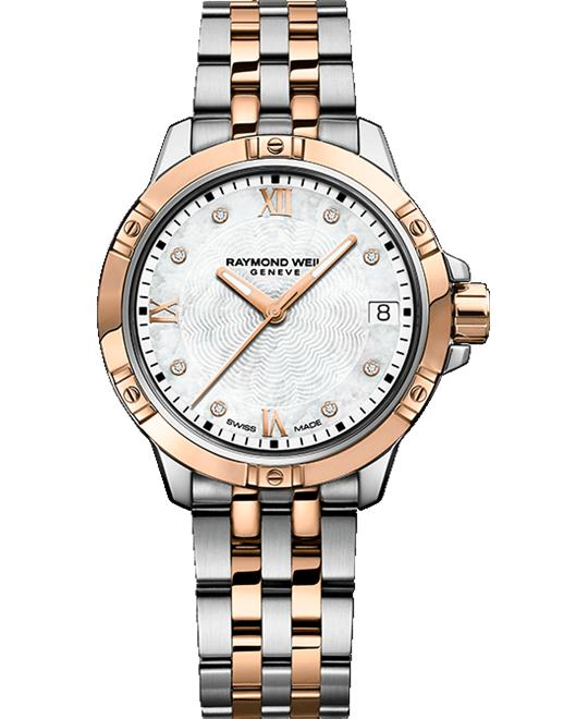 RAYMOND WEIL Tango 8 Diamonds Watch 30mm