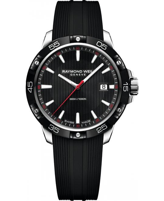 RAYMOND WEIL Tango Black Men's Watch 41mm