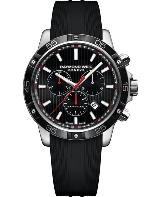 RAYMOND WEIL Tango Chronograph Watch 43mm