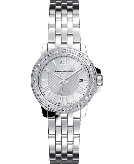 RAYMOND WEIL Tango Diamond Watch 28mm