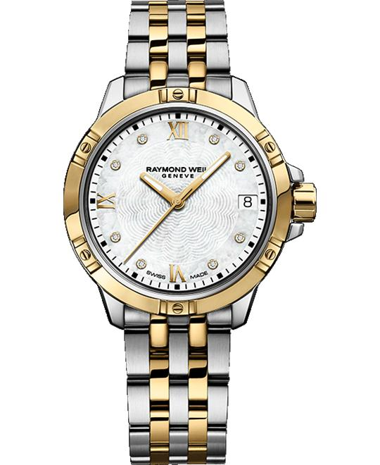 RAYMOND WEIL Tango Diamond Watch 30mm