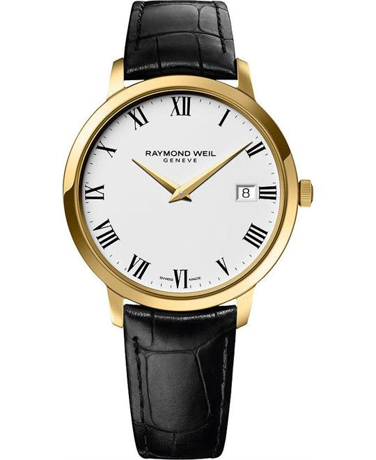 RAYMOND WEIL Toccata White Men's Watch 42mm