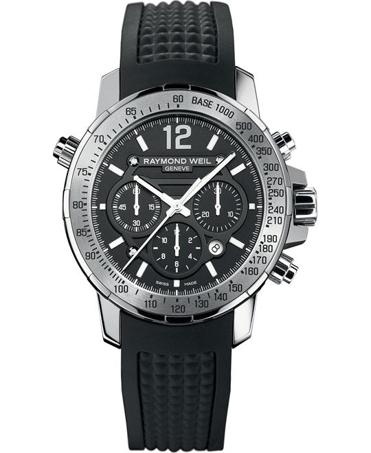 RAYMOND WEIL Nabucco Chronograph Watch 46mm
