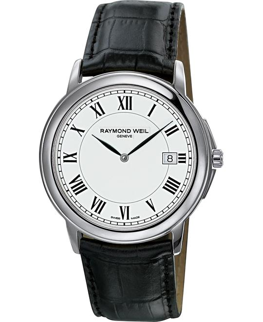 RAYMOND WEIL Tradition White Watch 40mm
