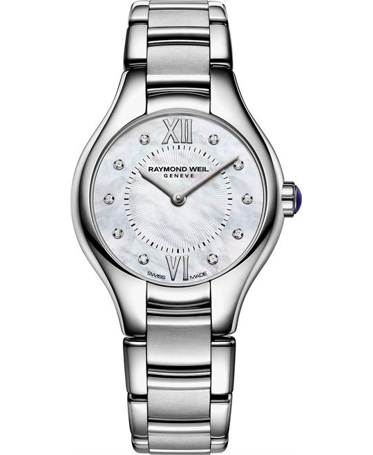 RAYMOND WEIL Noemia Mother Of Pearl Watch 24mm