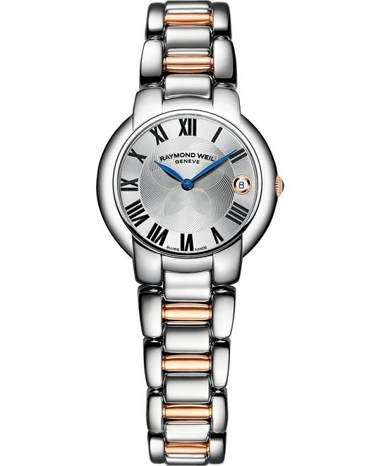 RAYMOND WEIL Jasmine Swiss Watch 29mm