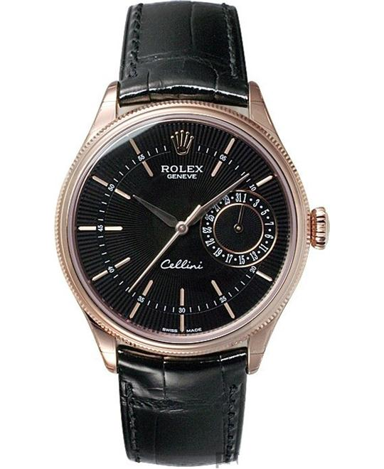 Rolex Cellini Date 50515 Men's Watch 39mm