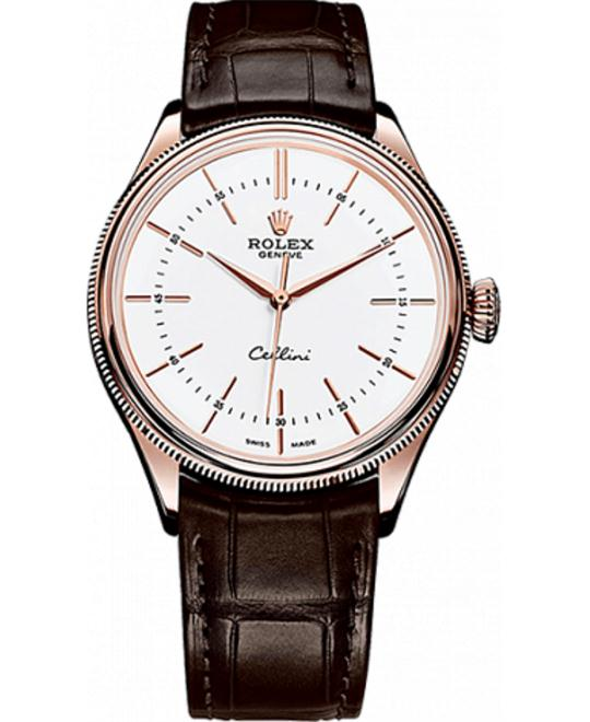 Rolex Cellini Time 50505-0020 Automatic Watch 39mm
