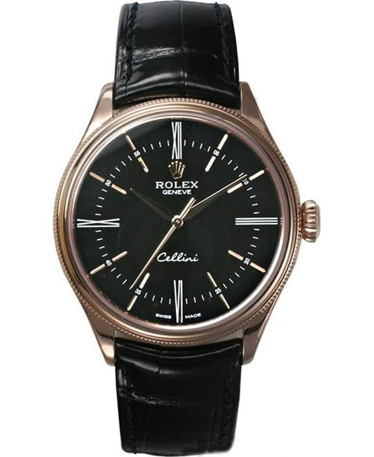 Rolex Cellini Time 50505 Men's Watch 39mm