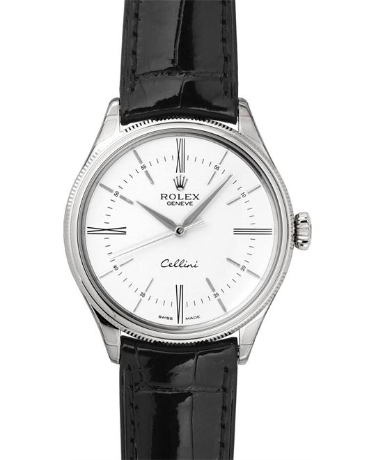 Rolex Cellini Time 50509 Men's Watch 39mm
