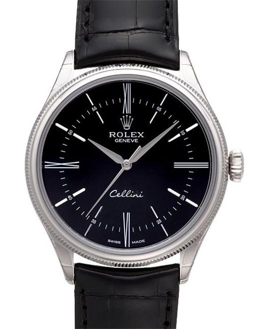 Rolex Cellini Time 50509-0006 Watch 39mm